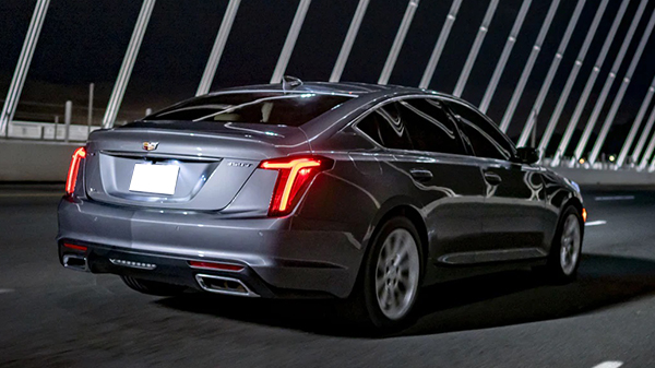 Price of the 2021 Cadillac CT5 in the UAE