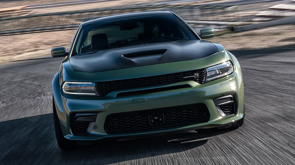 Exterior 2021 Dodge Charger
