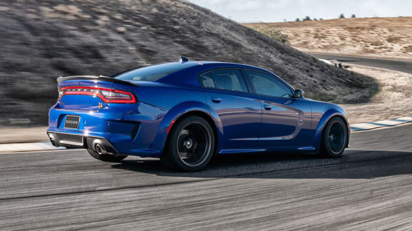 Price 2021 Dodge Charger