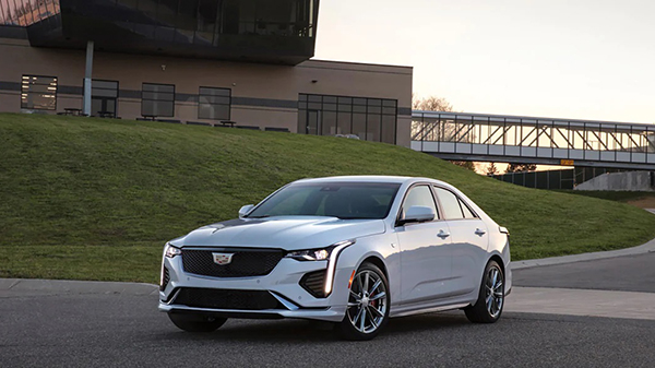 Performance of the 2021 Cadillac CT4